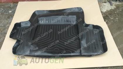Nor-Plast Коврик в багажник Волга 2410 (резино-пластик) (Nor-Plast)