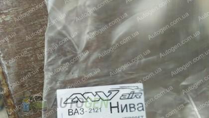 ANV Козырек заднего стекла (бленда) ВАЗ Нива 2121, 21213 тайга скотч (ANV)