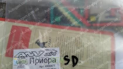 ANV Козырек заднего стекла (бленда) ВАЗ Priora SD 2170 скотч (ANV)