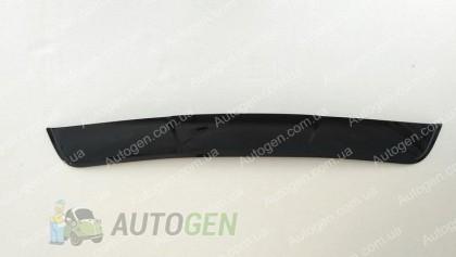 Козырек заднего стекла (бленда) Nissan Almera (2000-2006) скотч (ANV)