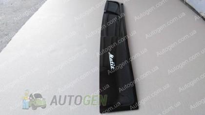 ANV Козырек заднего стекла (бленда) Daewoo Matiz (1998-2015) скотч (ANV)