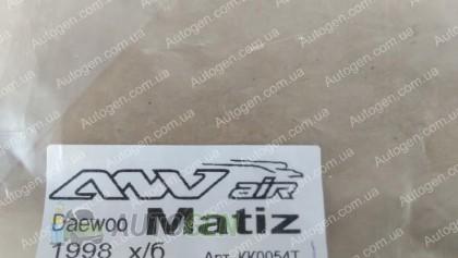 ANV Козырек заднего стекла (бленда) Daewoo Matiz (1998->) скотч (ANV)