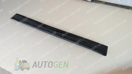 Козырек заднего стекла (бленда) Hyundai Accent (2006-2010) скотч (Fly)