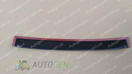 Fly Козырек заднего стекла (бленда) Hyundai Accent (2006-2010) скотч (Fly)