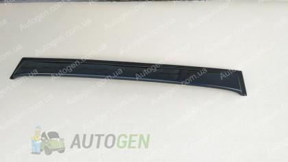 Козырек заднего стекла (бленда) Opel Astra G (1997-2010) скотч (Fly)