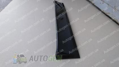 Fly Козырек заднего стекла (бленда) Opel Astra G (1997-2010) скотч (Fly)