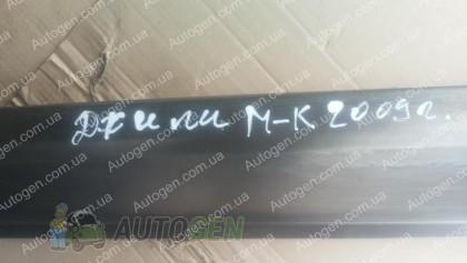 Autogen (Ukraine) Гибка порогов Geely MK 2 HB / MK Cross HB (2008-2017) тел.067-750-18-91