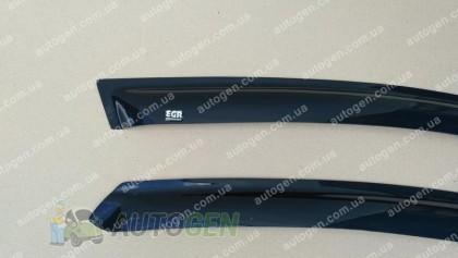 Ветровики Mitsubishi Lancer 10 SD (2007->) EGR 3