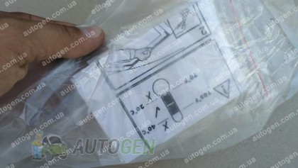 Ветровики Mitsubishi Lancer 10 SD (2007->) EGR 6