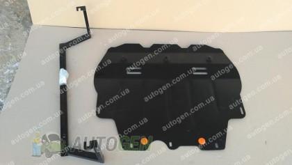 """Titanium Защита двигателя Volkswagen Passat B7 (2010-2019) (Сборка Америка) """"Titanium"""""""