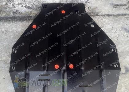 """Titanium Защита двигателя Alfa Romeo 159  (2005-2011)   """"Titanium"""""""