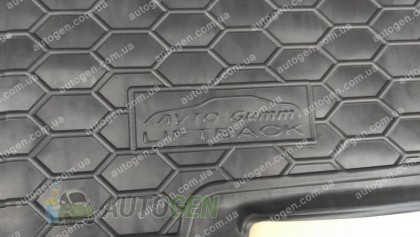 Avto-gumm Коврик в багажник Opel Insignia LB (лифтбек) (2017->) (Avto-Gumm Полиуретан)