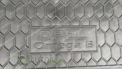 Avto-gumm Коврик в багажник Opel Omega B SD (1994-2003) (Avto-Gumm Полиуретан)