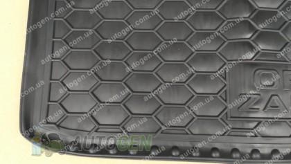 Avto-gumm Коврик в багажник Opel Zafira C (7 мест) (2011->) (Avto-Gumm Полиуретан)