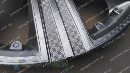STR Колпаки на колеса DTM R14 3D carbon (STR)
