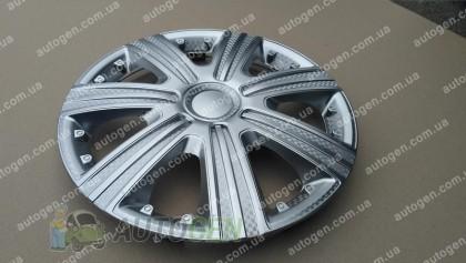 STR Колпаки на колеса DTM R15 3D carbon (STR)