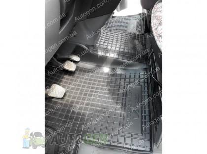 Avto-gumm Коврики салона Mercedes Vito W639 (2003-2015) (3шт) (Avto-Gumm)