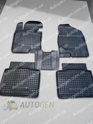 Коврика с салона Hyundai Sonata VII (c 2010)