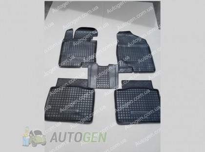 Коврики салона Hyundai Sonata 6 (YF) (2010-2014) (5шт) (Avto-Gumm)