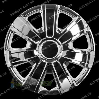 STR Колпаки на колеса Хром (5076) R14 (STR)