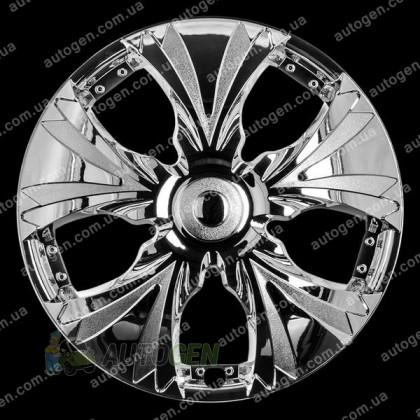 STR Колпаки на колеса Хром (T002) R14 (STR)