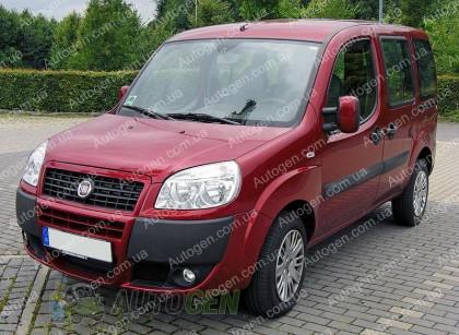 Защита двигателя Fiat Doblo (2000-2010) Titan
