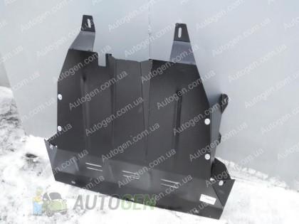 """Titanium Защита двигателя Fiat Doblo 1 (2000-2010)     """"Titanium"""""""
