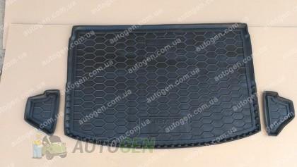 Коврик в багажник Subaru XV (2017->) (Avto-Gumm Полиуретан)
