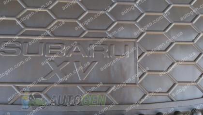 Avto-gumm Коврик в багажник Subaru XV (2017->) (Avto-Gumm Полиуретан)