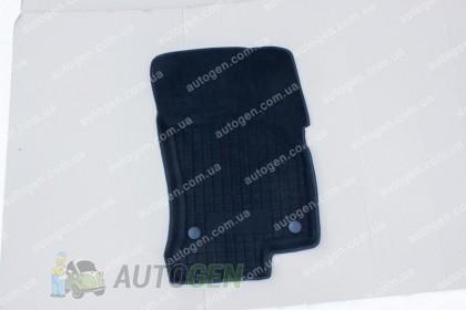 Avto-gumm 3D ворс Коврики салона Smart Fortwo 1 (450) (1998-2007) (2шт) (Avto-Gumm 3D ворс)