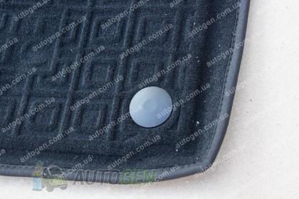 Avto-gumm 3D ворс Коврики салона Ford Courier (1+1) (2014->) (2шт) (Avto-Gumm 3D ворс)