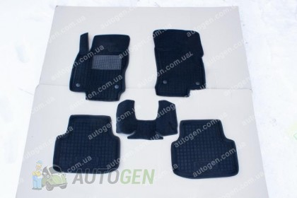 Avto-gumm 3D ворс Коврики салона Volkswagen Passat CC (2008->) (5шт) (Avto-Gumm 3D ворс)