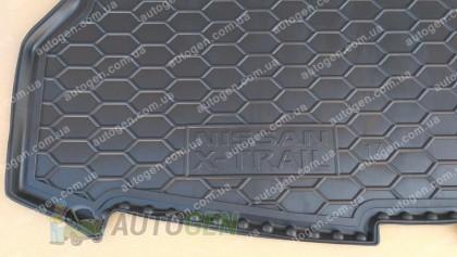 Avto-gumm Коврик в багажник Nissan X-Trail T32 (2017->) (полноразмерный) (Avto-Gumm Полиуретан)