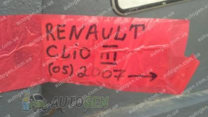 Heko Ветровики Renault Clio 3 HB (2005-2012) (вставные) (Heko)