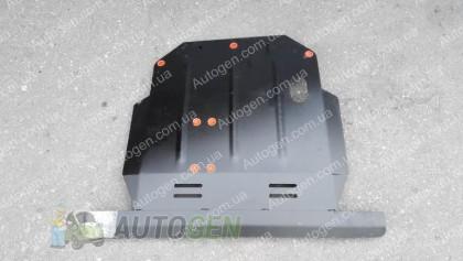 """Titanium Защита двигателя Mazda 626 GE  (1992-1997)     """"Titanium"""""""