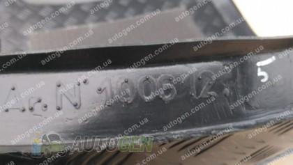 Rezaw-Plast Коврик в багажник Hyundai Matrix (2001-2010) (Rezaw-Plast антискользящий)
