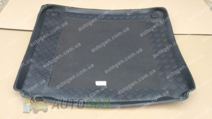 Rezaw-Plast Коврик в багажник Peugeot 407 SD (2004-2011) (Rezaw-Plast антискользящий)