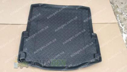 Коврик в багажник Skoda Superb 2 (2008-2015) LB (лифтбек) (Rezaw-Plast)