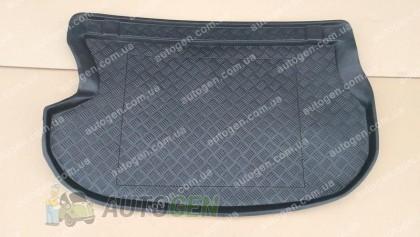 Коврик в багажник Mitsubishi Outlander (2003-2006) (Rezaw-Plast)