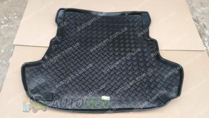 Коврик в багажник Mercedes W211 SD (2002-2009) (Rezaw-Plast)