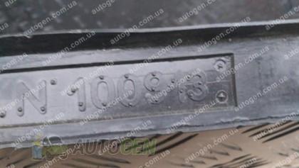 Rezaw-Plast Коврик в багажник Mercedes W211 SD (2002-2009) (Rezaw-Plast)