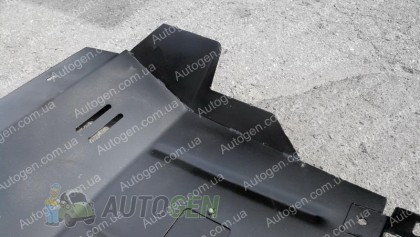 """Titanium Защита двигателя Opel Kadett E  (1984-1991)     """"Titanium"""""""