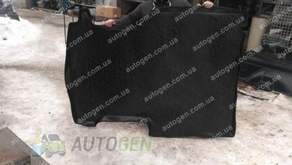 Lada Locker Коврик в багажник Renault Logan VAN (грузовой) (dacia logan) (2007-2013) (Lada-Locker)