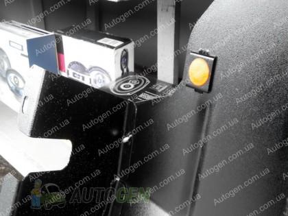 """Titanium Защита двигателя Opel Vivaro 1 (2001-2014)     """"Titanium"""""""