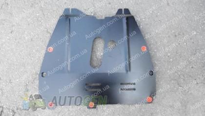 """Защита двигателя Opel Zafira B  (2005-2011)     """"Titanium"""""""