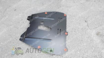 "Titanium Защита двигателя Opel Zafira B  (2005-2011)     ""Titanium"""