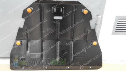 """Titanium Защита двигателя Peugeot Expert 1 (1995-2007)     """"Titanium"""""""