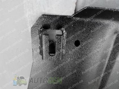 """Titanium Защита двигателя Renault Kangoo 2 (2008->)     """"Titanium"""""""