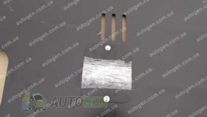 """Titanium Защита двигателя Renault Laguna 3  (2007-2014)     """"Titanium"""""""
