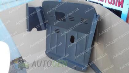 ащита двигателя  Renault Master  (1998-2010) Titan